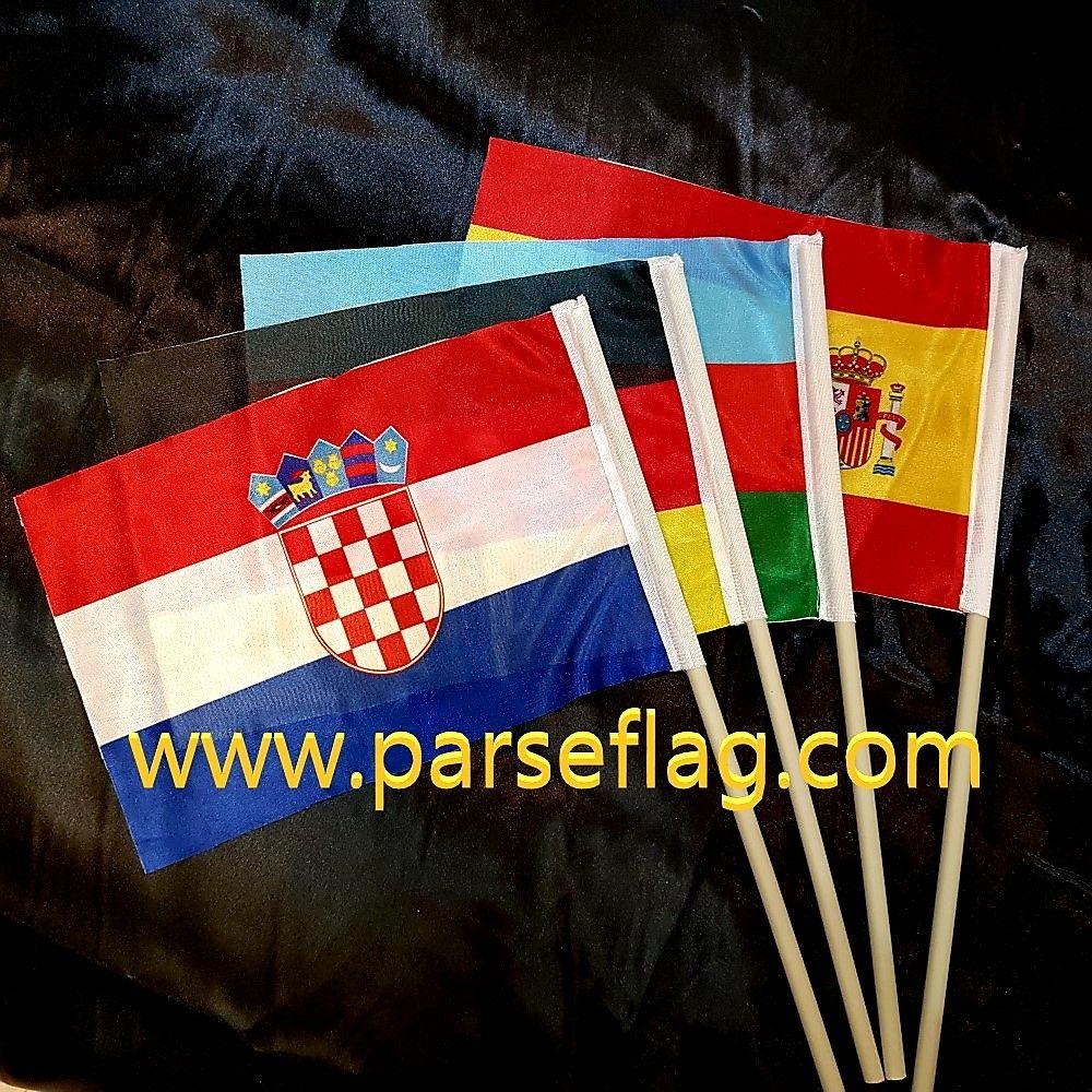 پرچم دستی کشورها