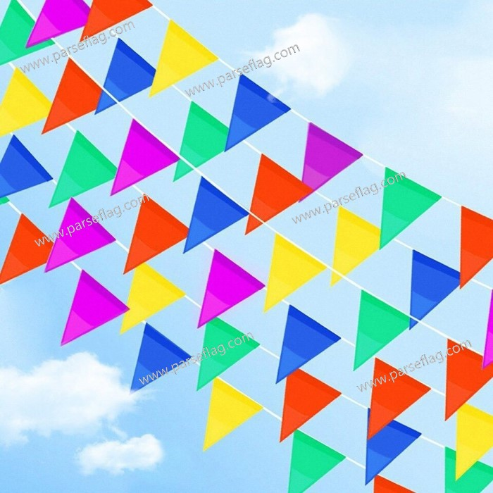 ریسه پرچم