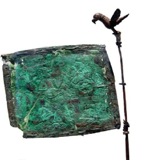 قدیمی ترین پرچم جهان در ایران
